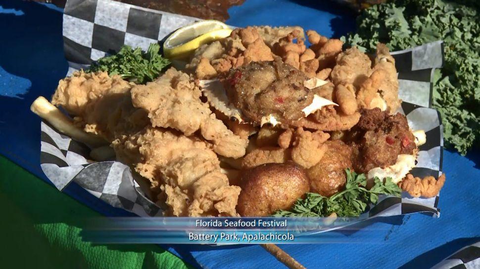 Florida Seafood Festival - Nightlife