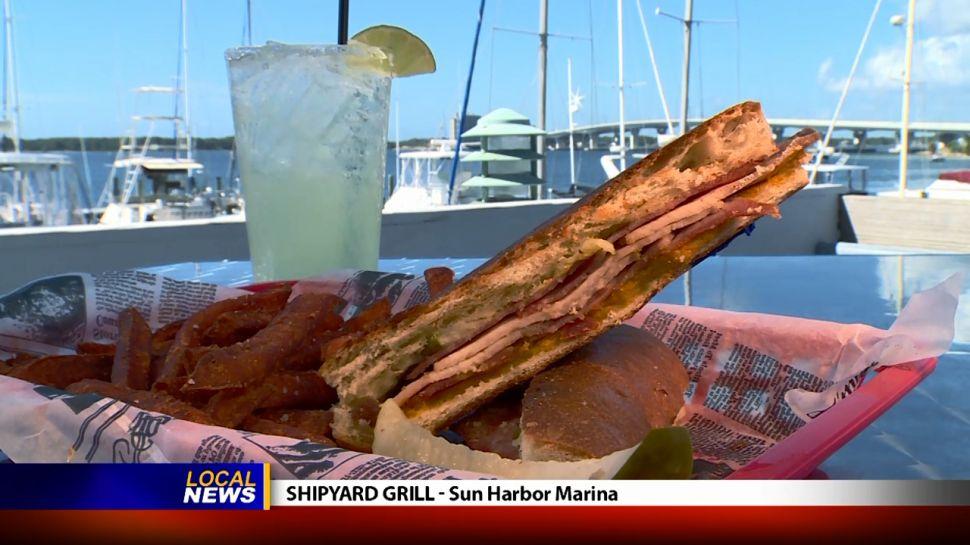 Shipyard Grill - Dining Tip