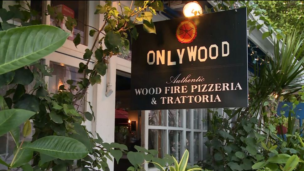 Davide Cremascoli from Onlywood Pizzeria - Nightlife