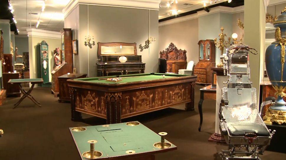 M.S. Rau Antiques in New Orleans, LA