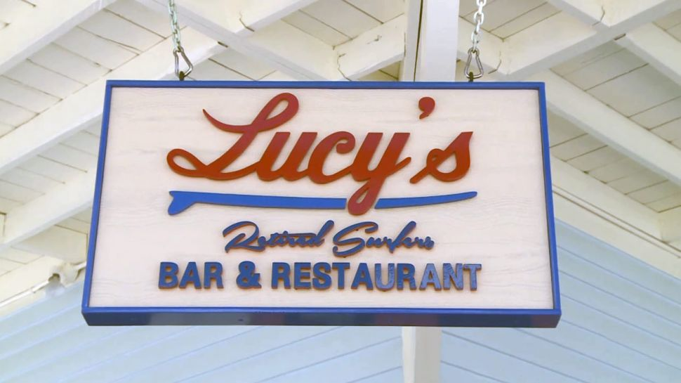 Scott Taylor from Lucy's Retired Surfers Bar & Restaurant