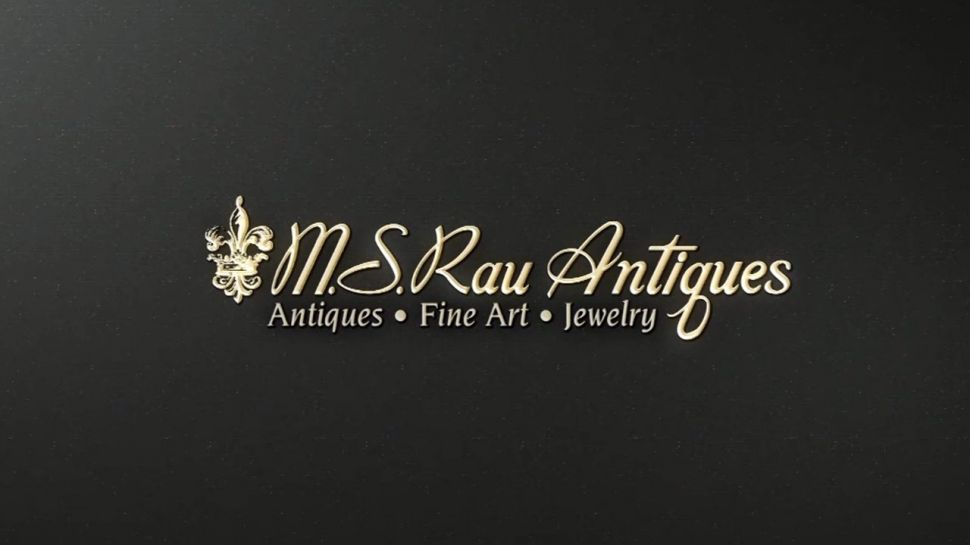 M.S. Rau Antiques - Antique Gallery on Royal Street
