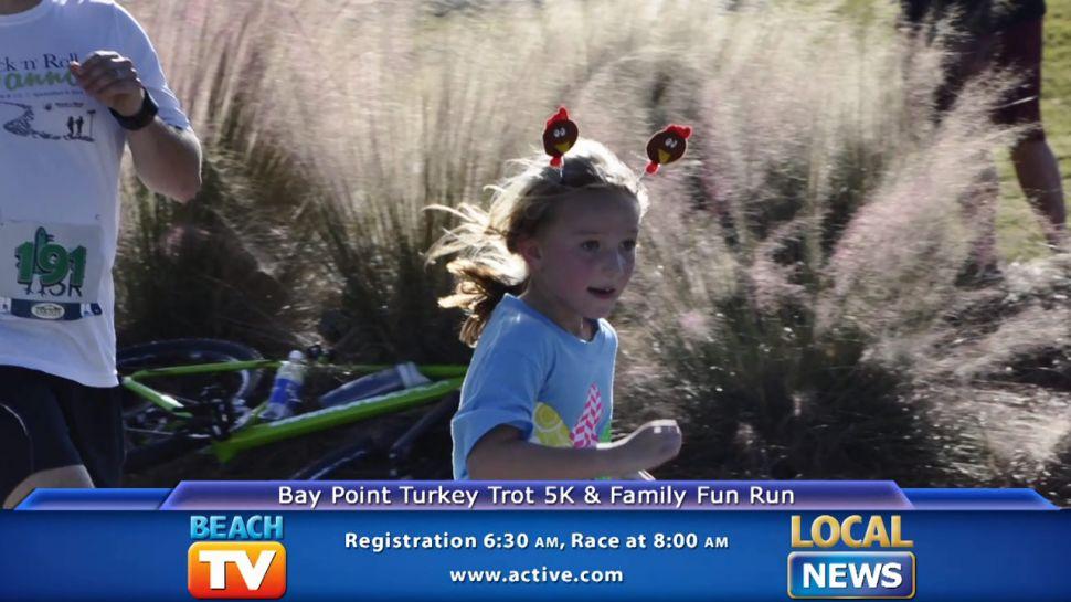 Bay Point Turkey Trot - Local News