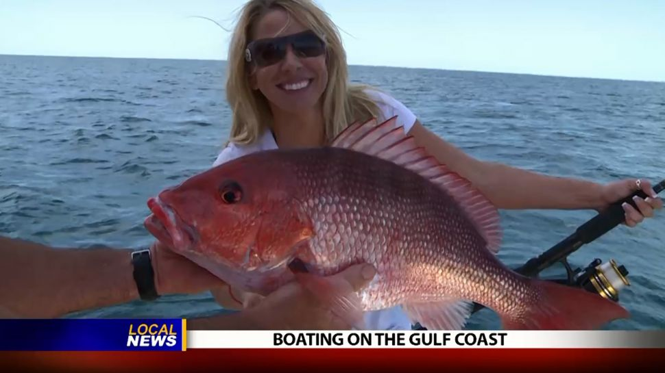 Boating On the Gulf Coast - Local News