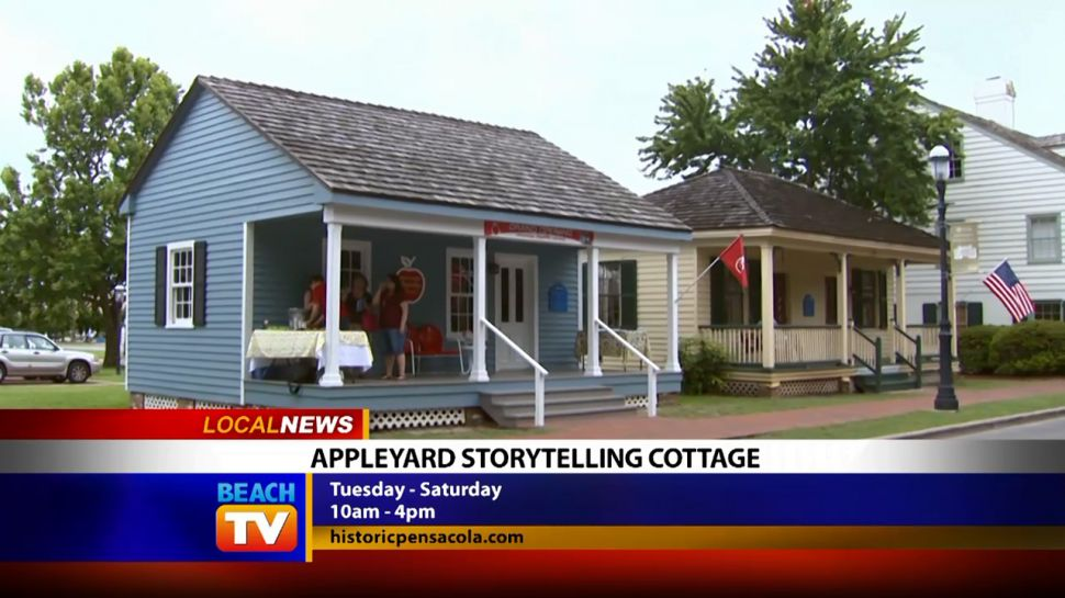 Appleyard Storytelling Cottage - Local News