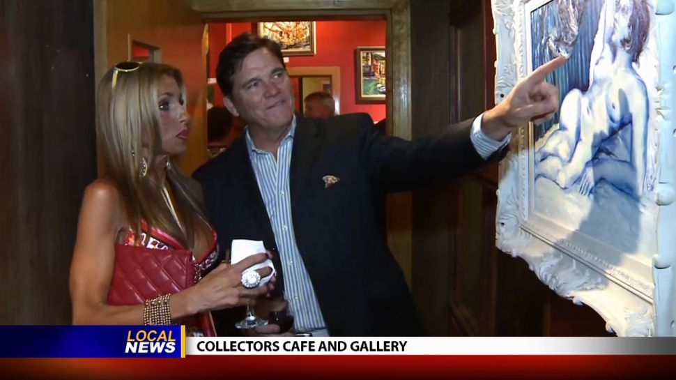 Collectors Cafe and Gallery - Local News