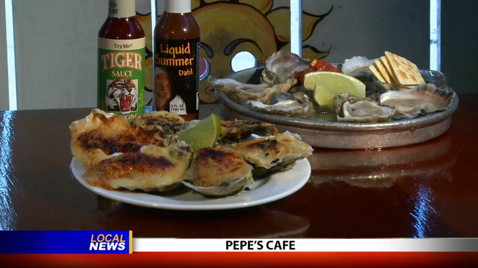 Pepe's Cafe - Local News