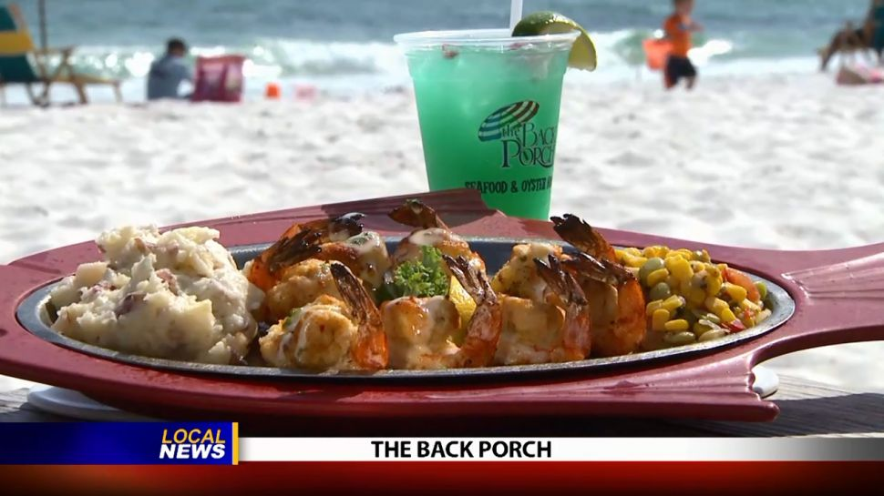 The Back Porch - Local News