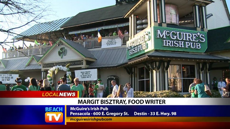 McGuire's Irish Pub - Local News