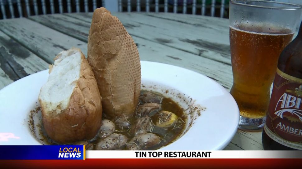 Tin Top Restaurant - Local News