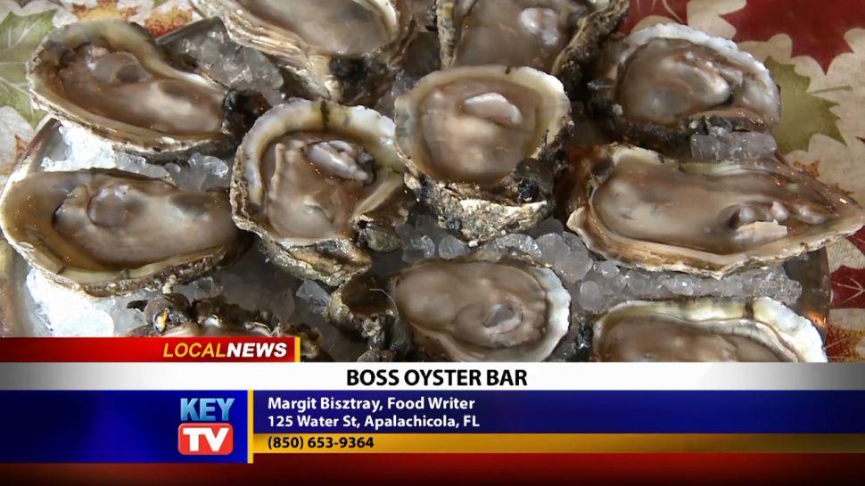Boss Oyster Bar - Local News