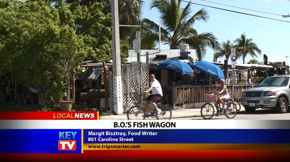 B.O.'s Fish Wagon - Local News