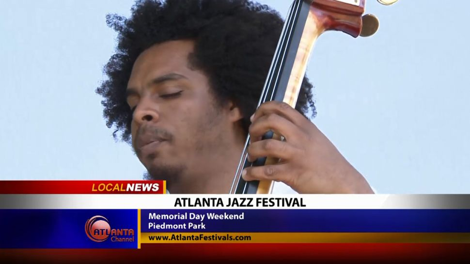 Atlanta Jazz Festival Memorial Day Weekend - Local News