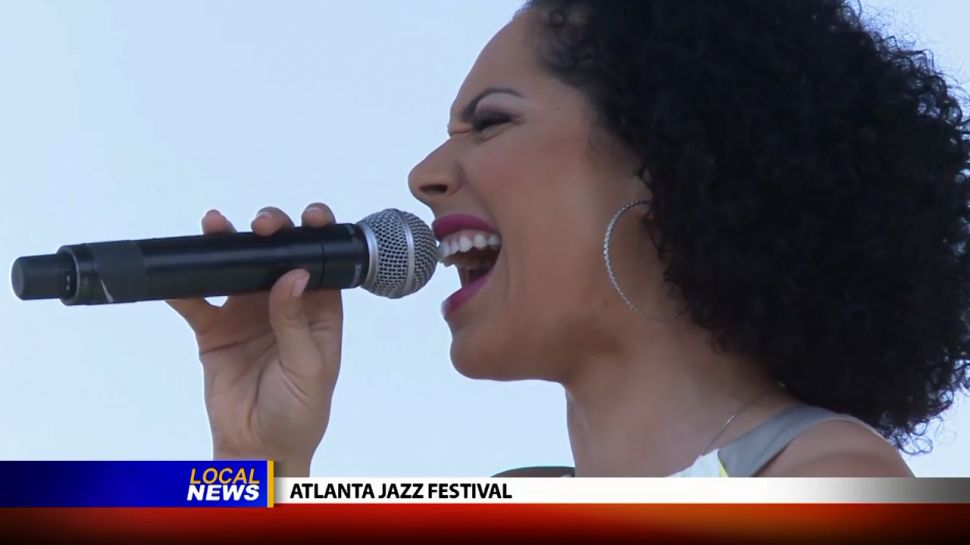 Atlanta Jazz Festival in Piedmont Park - Local News