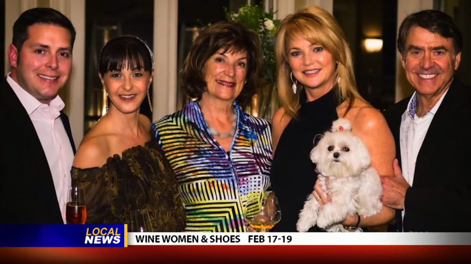 Wine Women and Shoes - Local News