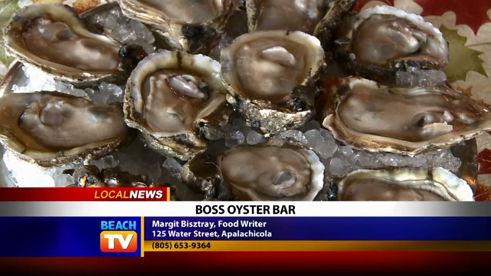 Boss Oyster Bar - Local News