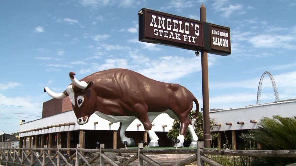Angelo's Steak Pit in Panama City Beach