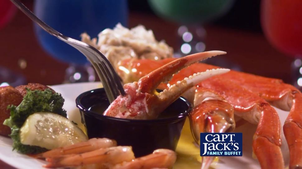 Capt. Jack's Family Buffet