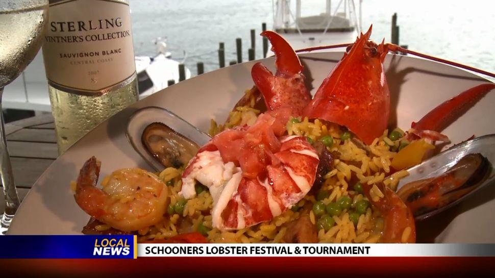 Schooners Lobster Festival & Tournament