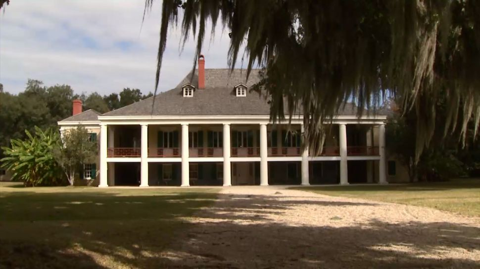 New Orleans Plantation Country