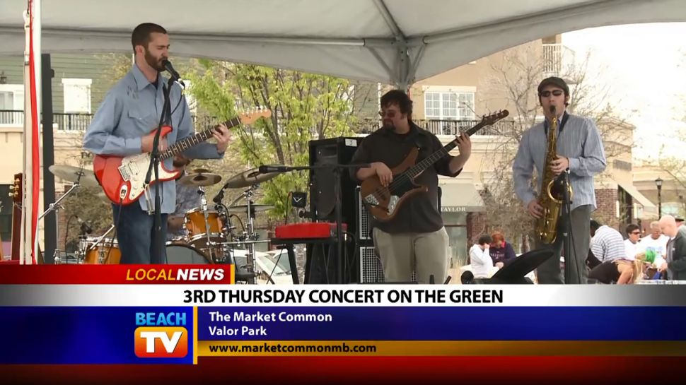 Concerts on the Green at The Market Common - Local News