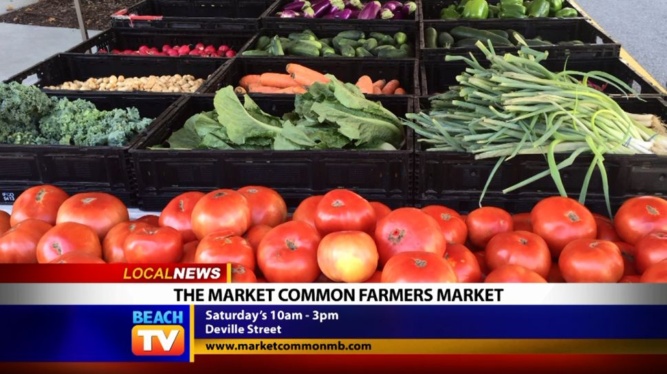 The Market Common Farmer's Market - Local News
