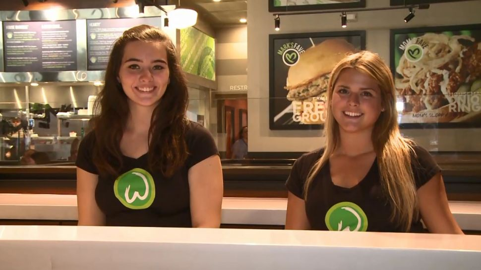 Wahlburgers at Broadway at the Beach