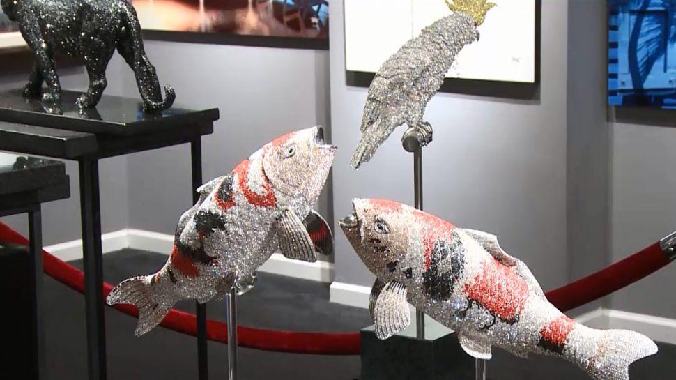 Jana Potankova Oliver from Wyland Gallery