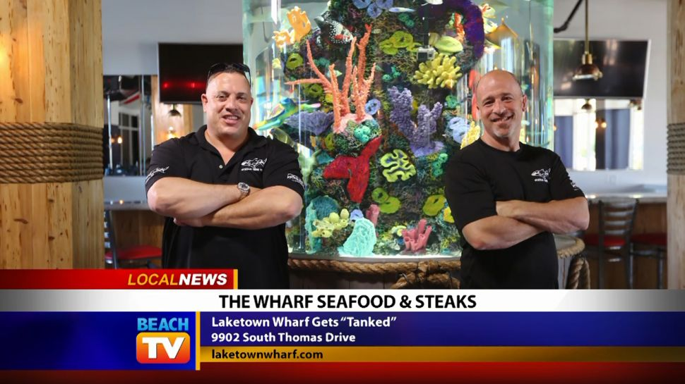 The Wharf Seafood and Steaks Gets Tanked - Local News