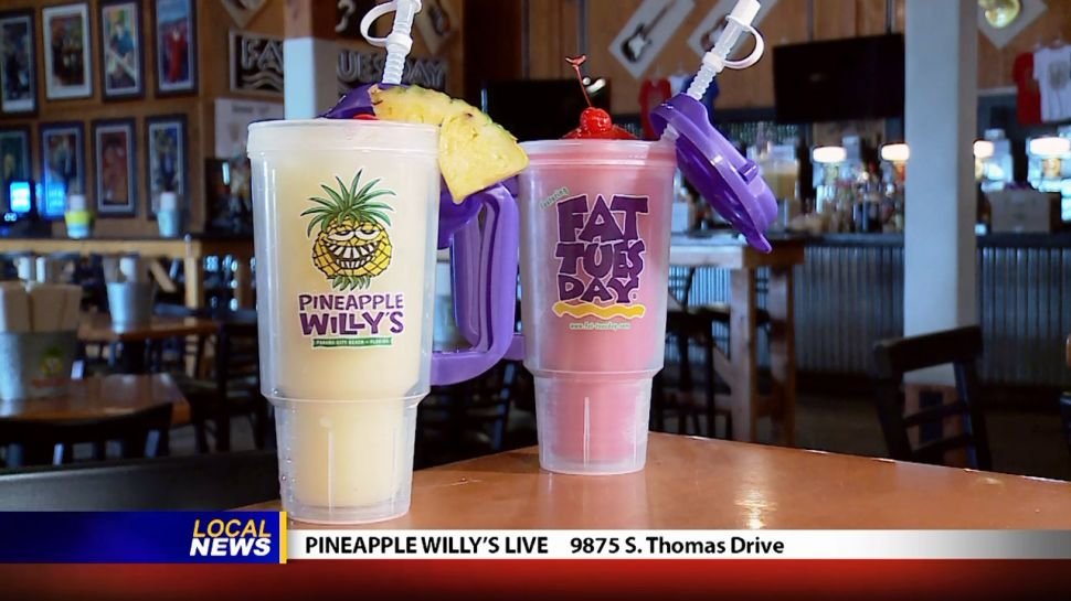 Pineapple Willy's Live - Dining Tip