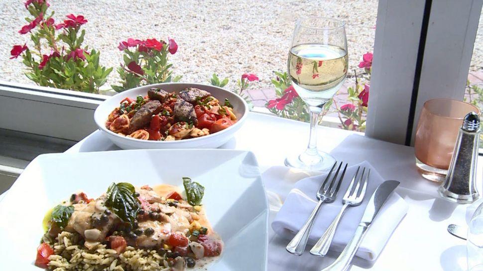 Ross Bock from La Trattoria - Celebrity Chefs