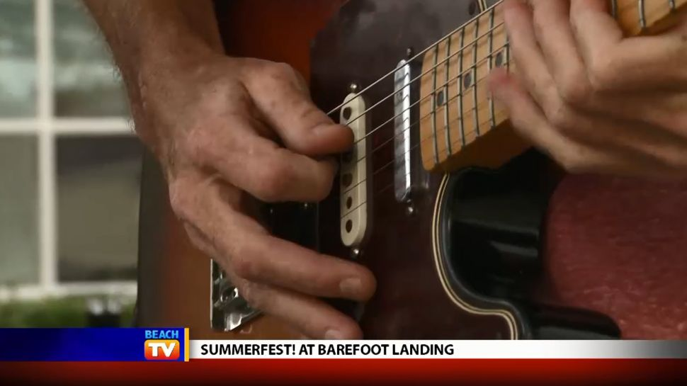 Summerfest at Barefoot Landing - Local News