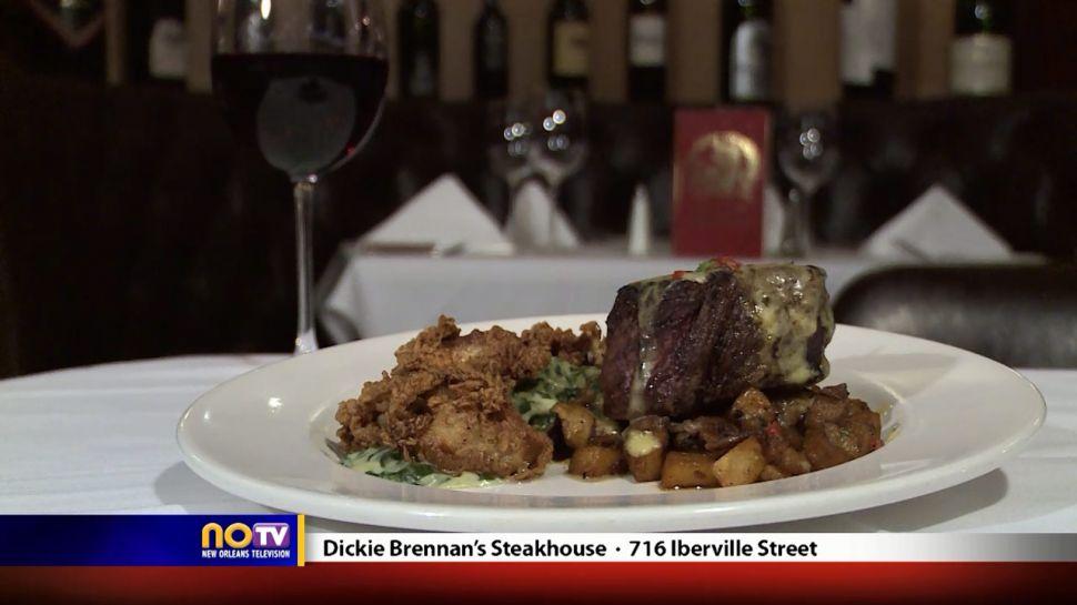Dickie Brennan's Steakhouse - Dining Tip