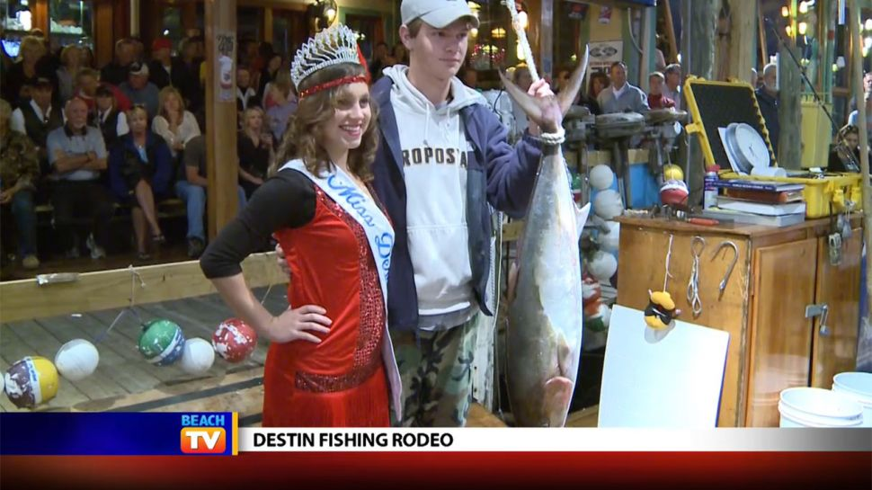 Destin Fishing Rodeo - Local News