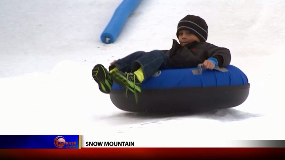 Snow Mountain at Stone Mountain - Local News