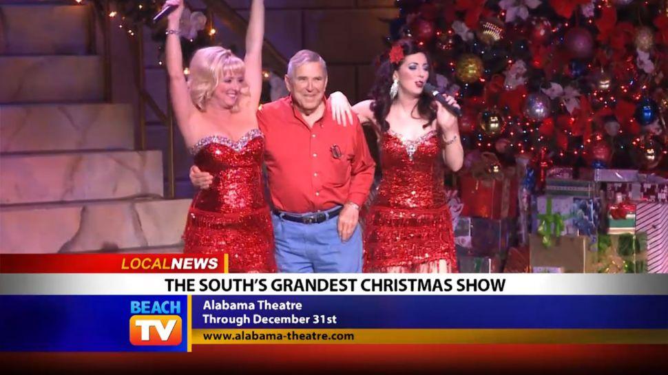 The South's Grandest Christmas Show - Local News