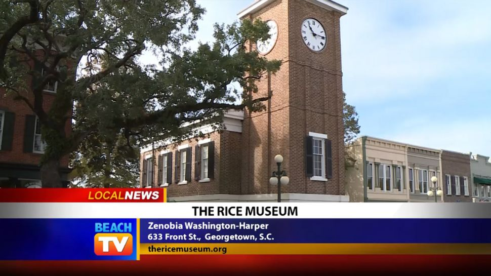 The Rice Museum - Local News
