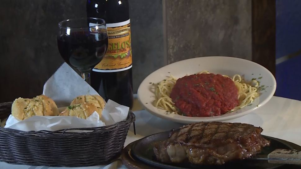 Angelo's Steak and Pasta