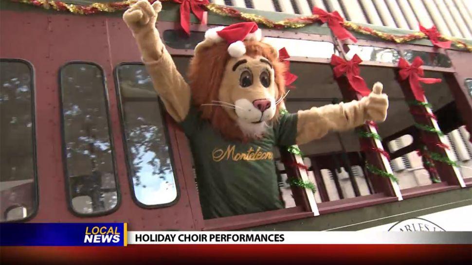 New Orleans Holiday Choir Performances - Local News