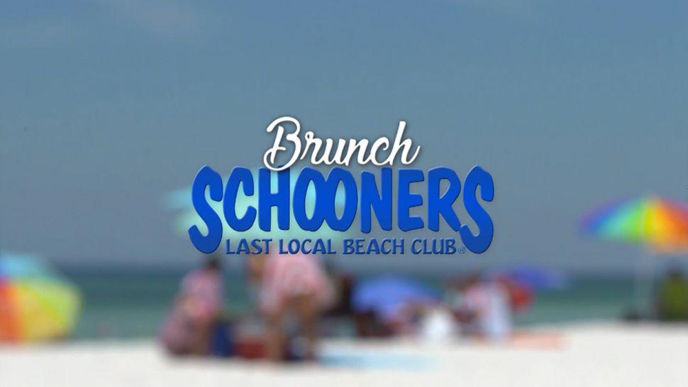 Weekend Brunch at Schooners