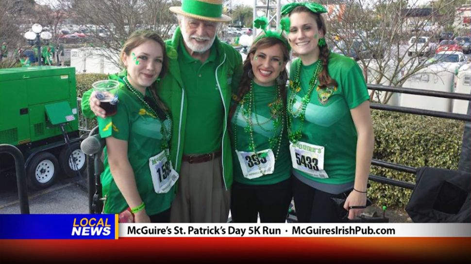 McGuire's St. Patrick's Day 5K Run - Local News