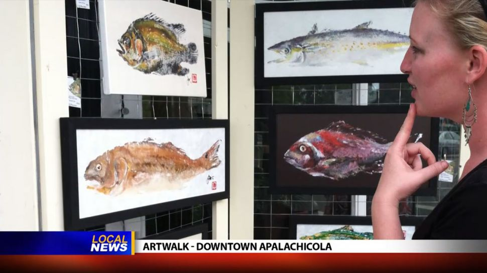 Artwalk - Downtown Apalachicola - Local News