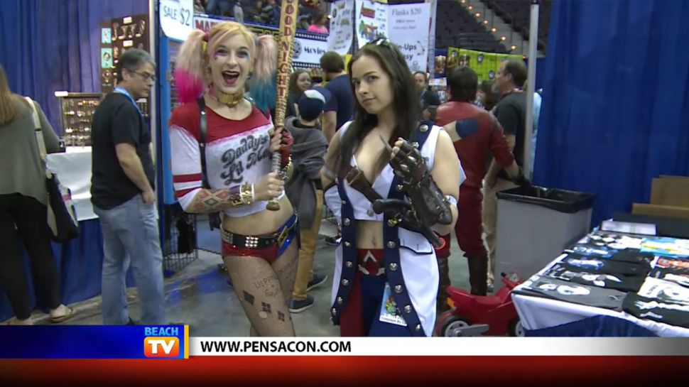 Pensacola Comic Con - Local News