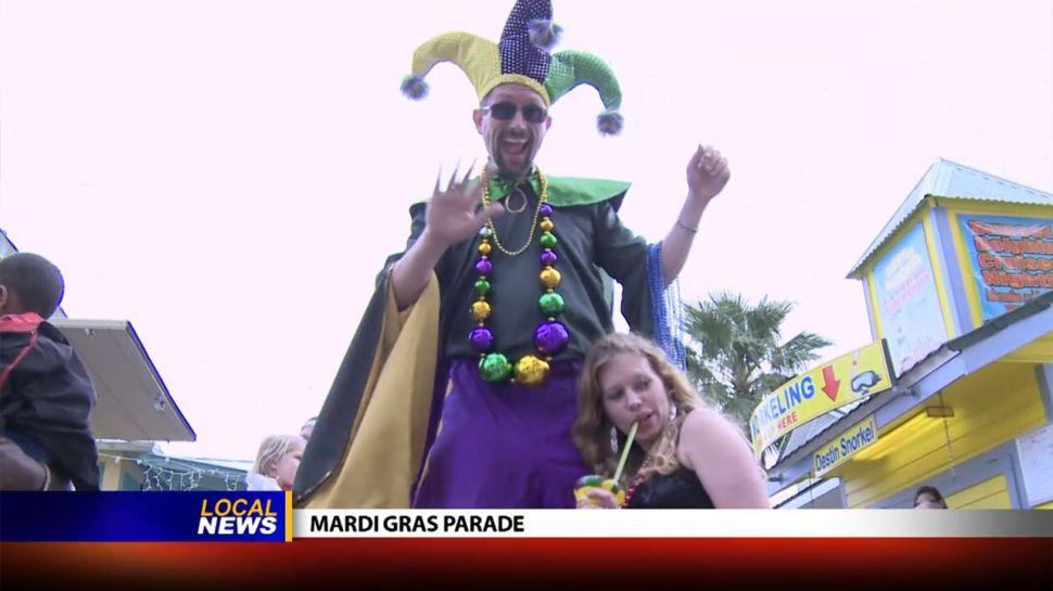 Mardi Gras at Harborwalk Village - Local News