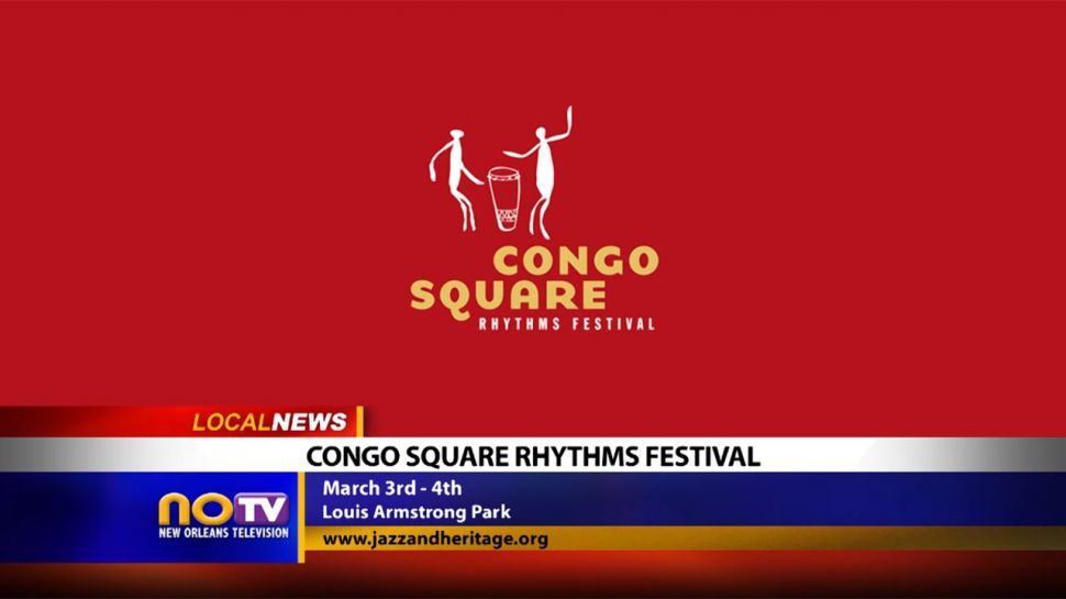Congo Square Festival - Local News