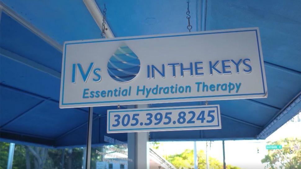 IVs in the Keys