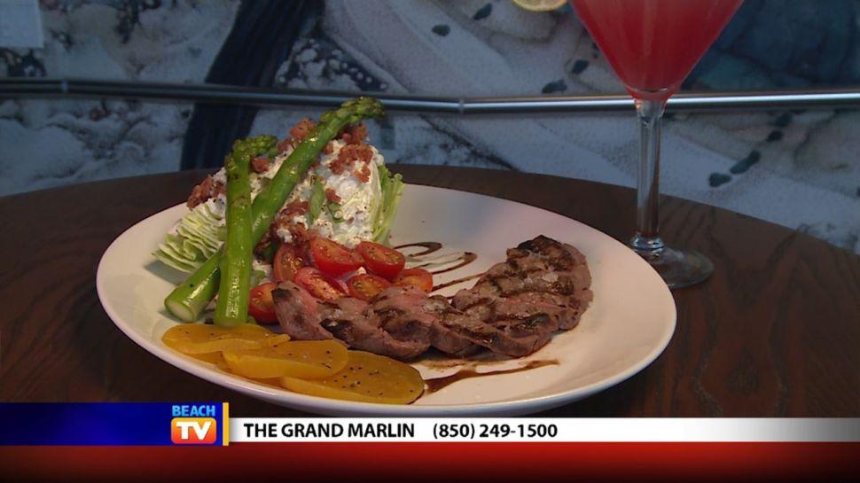 Grand Marlin - Dining Tip