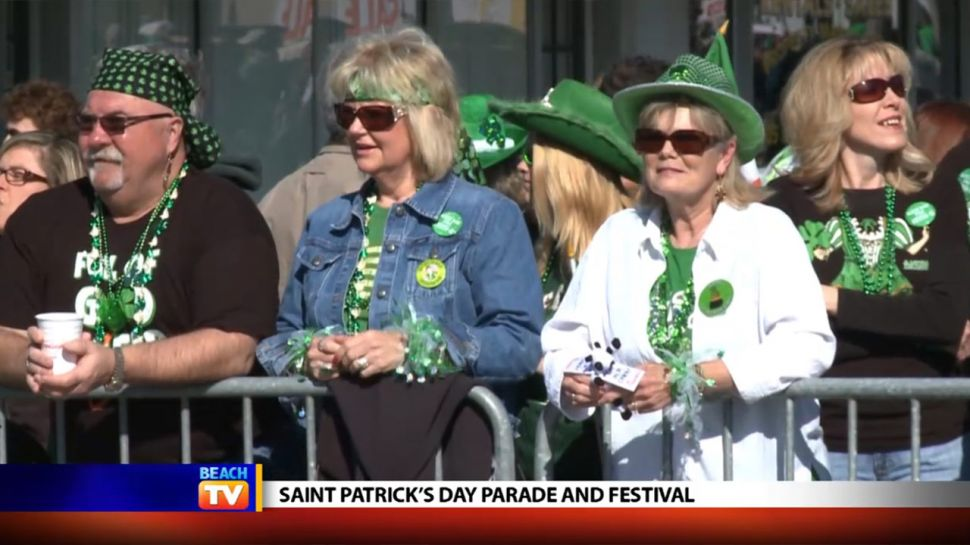 St. Patrick's Day Parade in North Myrtle Beach - Local News