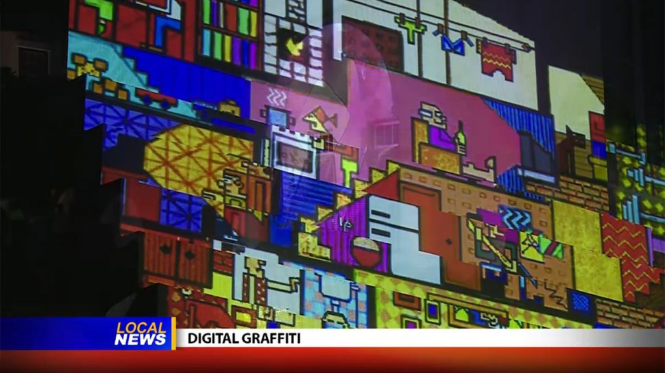 Digital Graffiti - Local News