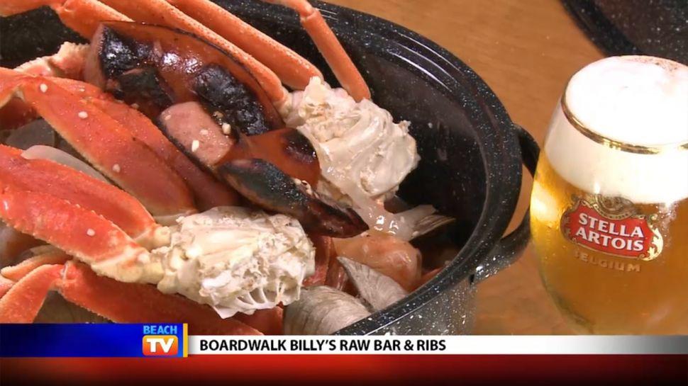 Boardwalk Billy's Raw Bar & Ribs - Dining Tip